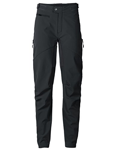 VAUDE Damen Hose Qimsa Softshell Pants II, Black, 36, 402580100360