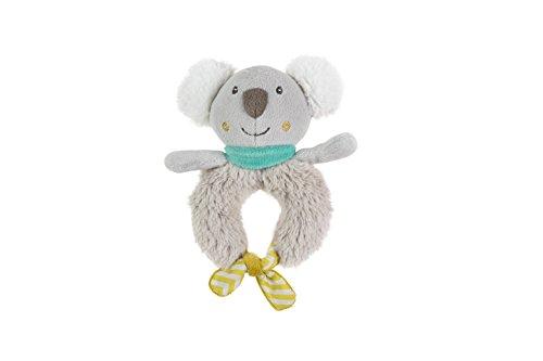 Tigex 80890898 Doudou Sonaglio Tondo Morbido Koala
