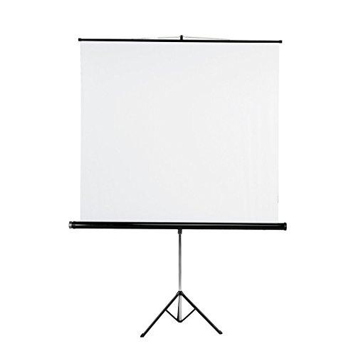 Hama Stativ-Projektionswand 155, Weiß
