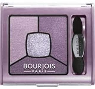 BOURJOIS Smoky Stories 07 in Mauve Again 1's Each Palette has 4 complimentary Shades That Blend effortlessly Together to Create The Perfect Smoky Eye