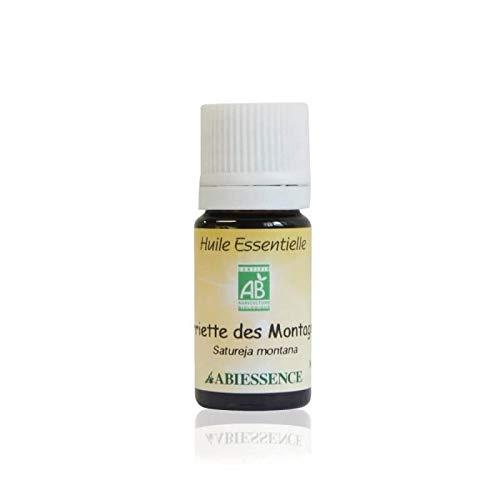 olio essenziale santoreggia montana