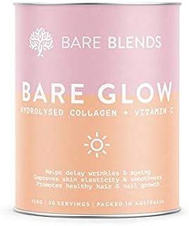 Bare Blends Bare Glow - Collagen Powder - Hair Skin & Nail Health - 150g