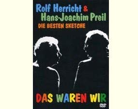DVD Herricht & Preil Die besten Sketche - DDR Artikel und Produkte der DDR