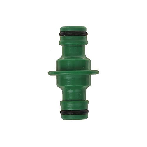 ProPlus koppeling voor 2 tuinslangen blisterverpakking groen