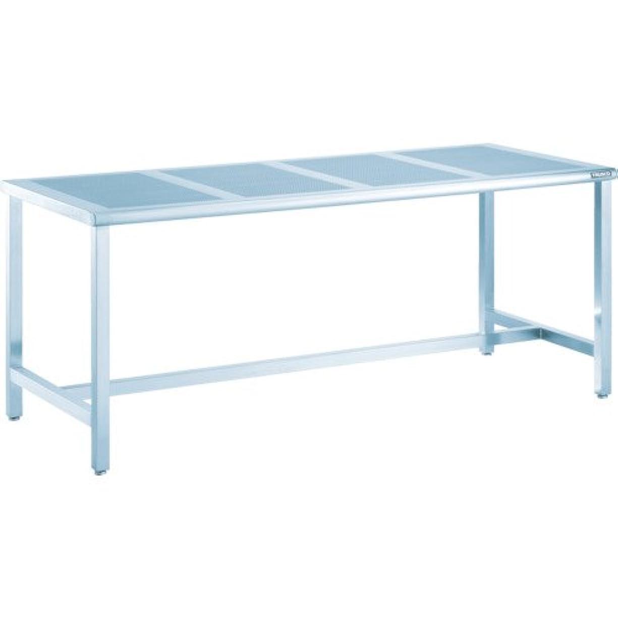 カーフこしょう研究所トラスコ中山 TRUSCO パンチングテーブルSUS304 900X750 ヘアーライン