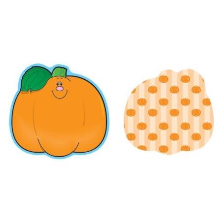 Carson Dellosa – Pumpkins Mini Colorful Cut-Outs, Fall Classroom Décor, 36 Pieces, Single Design