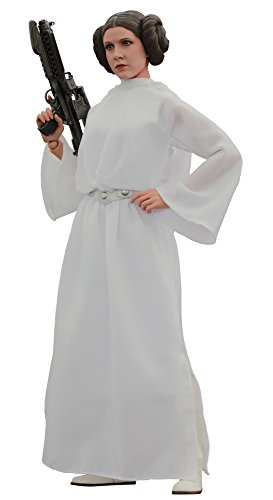 Star Wars HT902490 Hot Toys Princess Leia 1/6 Scale Collectible Figure