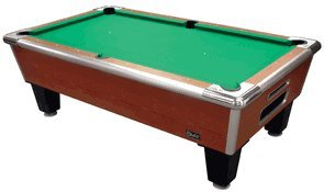 Best Price Shelti Bayside 7-Foot Home Pool Table Design: Sovereign Cherry