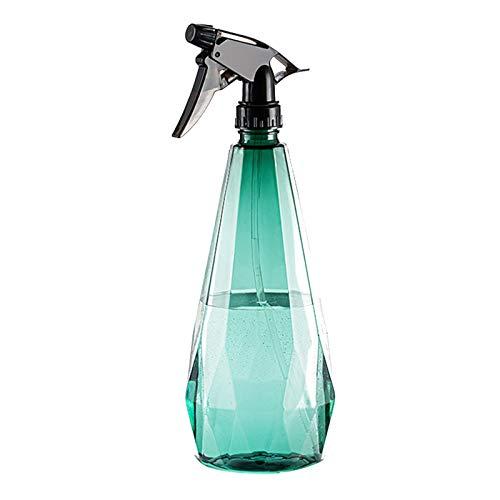 Amusingtao, bottiglia spray in plastica da 1 l, per piante da giardino, per capelli, piante, cura personale, nebulizzatore ricaricabile con nebbia e modalità flusso