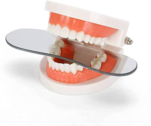 High-definition orale dubbelzijdige spiegel Tandheelkundige spiegel, orthodontische fotoplaat, tandheelkundige…