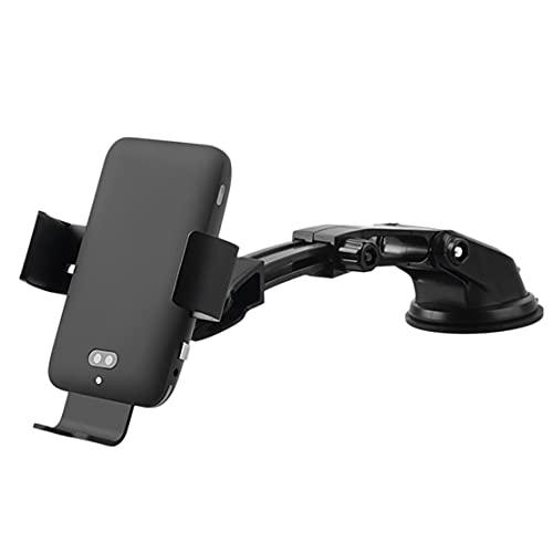WOVELOT Soporte para Coche de Carga InaláMbrica RáPida con SujecióN AutomáTica, Soporte para TeléFono de Coche con VentilacióN de Aire Compatible con IPhone12, S21 +