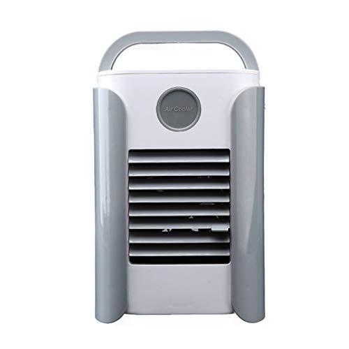 YWLINK Mini-Klimaanlage USB Tragbar KüHlung FüR Reisen Tragbar BüRo LuftküHler FüR Büro, Wohnzimmer, Küche, Schlafzimmer Umweltschutz Klassisch Praktisch Klimaanlage Lüfter