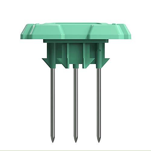 Rain Point WiFi Boden Feuchtigkeitssensor für Bewässerungscomputer, Zubehör zu Bewässerungs-Steuergerät Kompatibel mit 2.4GHz WiFi Bewässerungscomputer