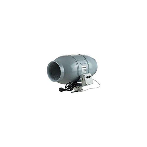 Aspiratore Insonorizzato Blauberg Iso-Mix - 10cm (233 m3/h) - Con Termostato
