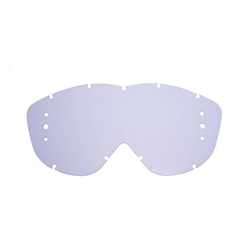 SeeCle SE-410118-HZ lentes roll off con lentes de color ahumado compatible para màscara Spy Alloy/Targa