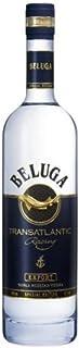 Beluga Transatlantic Russische Föderationn Vodka 40% vol, 1 KARTON: 6 Flaschen je 0,7L