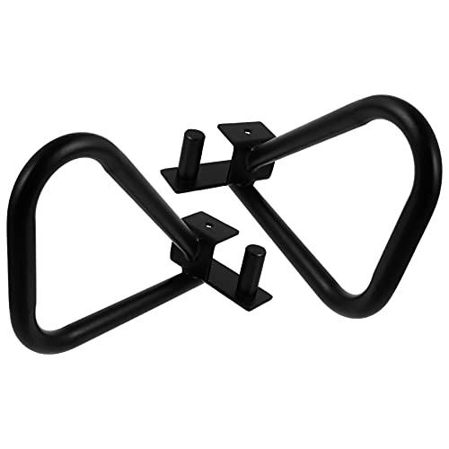 LIOOBO 2Pcs Pull Up Assistenza di Fasce di Resistenza Maniglie Aggiornato Grip Ampio Disegno Resistente Ultra Heavy Duty Maniglie per Pull- up Bar Allenamenti Palestra di Casa