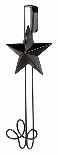 Darice 6568-247 Everyday - Alambre para puerta (38 cm), color negro