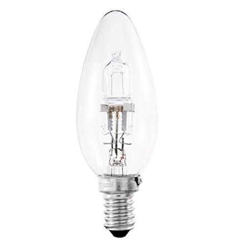 20pezzi Osram Classic Eco Superstar lampadine alogene a risparmio energetico 46W (= W), dimmerabile, SES, E14, attacco Edison piccolo, 64543B, dimmerabile, 700Lumen, 240V