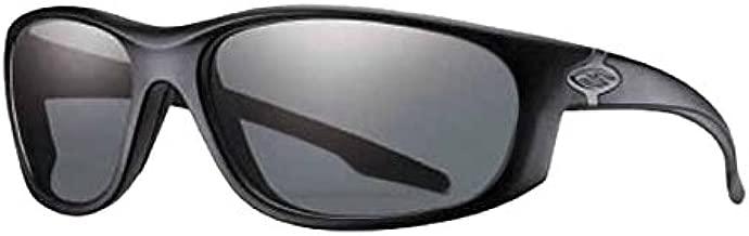 Smith Optics Chamber Tactical Sunglasses with Black Frame (Polarized Gray Lens)