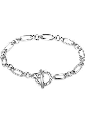 JETTE Silver Damen-Armband 925er Silber One Size Silber 32013851
