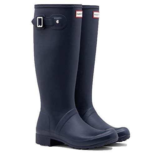 [ハンター] レインブーツ 長靴 オリジナルツアー ORIGINAL TOUR WFT1026RMA NAVY US7(24.0cm) [並行輸入品]