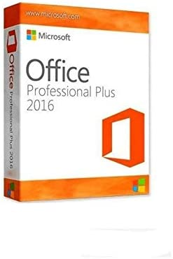 Key Compatible with Microsoft Office 2016 Professional Plus 32 64 Bits product image