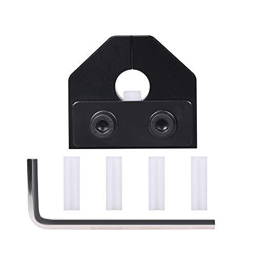 BIQU DIRECT 3D-Drucker Teile Filament Schweißer Anschluss für Filament 1,75 mm Filament Sensor PLA-Filament Material ABS für Ender 3 Pro (schwarz)