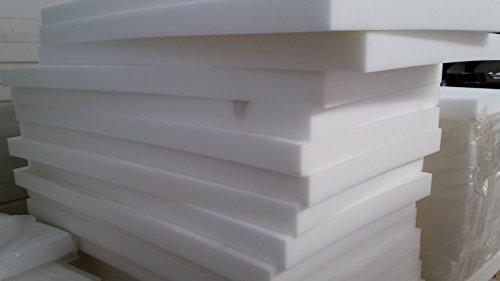 KiNDERWERLT 5 stuks schuimrubberen bekleding schuimstofplaten schuim matras 140 x 70 x 6 cm