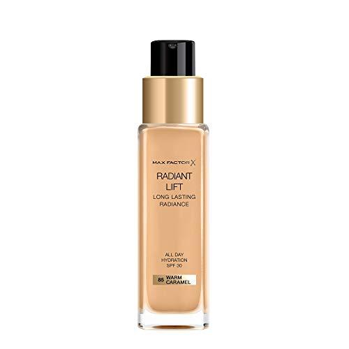 Max Factor, Base de maquillaje (Tono: 85 Warm Caramel, Pieles Oscuras) - 115 ml (33250065085)