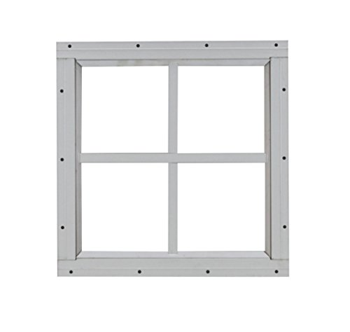 Square Shed Window 12