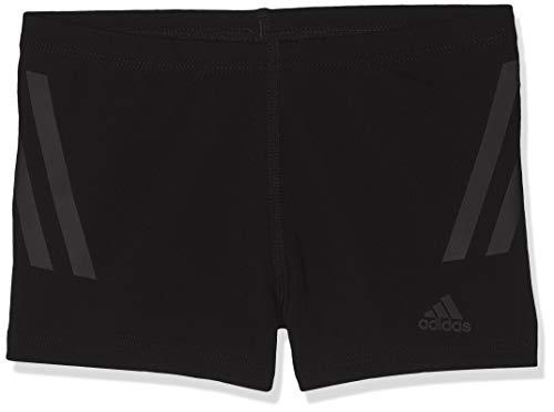 adidas Pro Bx 3s Y Badehose, Kinder, Jungen, DP7507_92, Schwarz (Negro/Carbon), 92