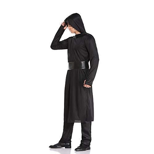 Halloween volwassen Fancy jurk kostuums, kostuums Halloween kinderen Cosplay Halloween partij, volwassen mannen kleding Ninja Warrior Cosplay kostuum Cosplay Warrior pak