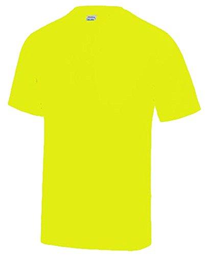 NEON T-Shirt Kinder NEON T-SHIRTgelb Kinder 7/8 Jahre