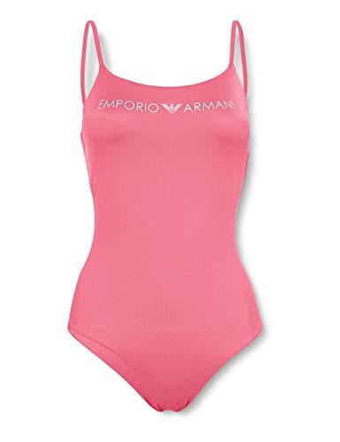 costume da bagno donna armani Emporio Armani Swimwear Swimsuit Logo Lover Costume da Bagno