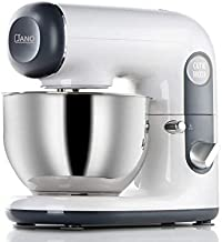 Stand mixer 4L with 6 Speeds White Color - Jano
