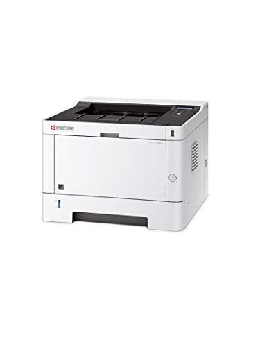 Kyocera Ecosys P2040dw Impresora láser WiFi | Blanco y Negro - Función Doble Cara - USB 2.0 | 40 páginas por Minuto | Soporte de impresión móvil a través de Smartphone y Tablet