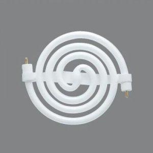 パナソニック スパイラルパルック蛍光灯 丸形 15形 ナチュラル色(3波長形昼白色) FHSC15ENW