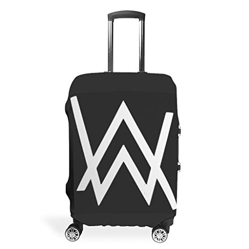 Alan Walker - Funda protectora para maleta de viaje (apta para maleta de 25 a 27,5 pulgadas)