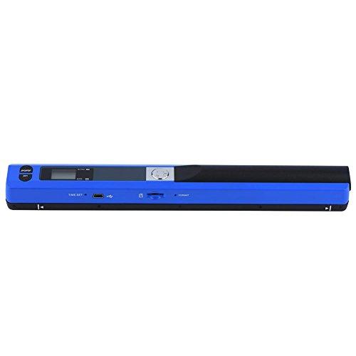 New Bewinner USB 2.0 Pen Scanner, Portable Mini A4 Document Scanner, 900 900DPI Pen Handheld Scanner...