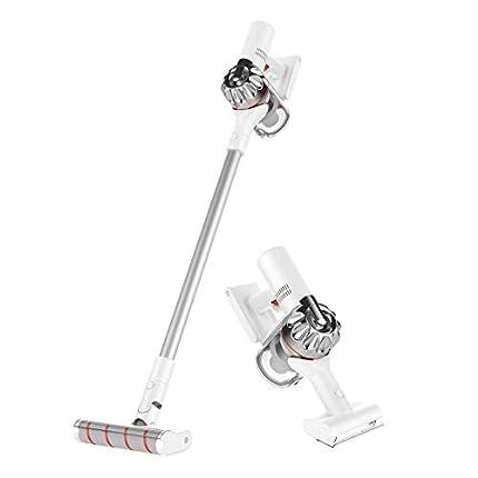 Dreame V9 Pro Aspiradora Vertical 20000PA Succión Eficiente Sin Cable Aspira 2500mah Batería Escobas eléctricas [2 años de Garantia]