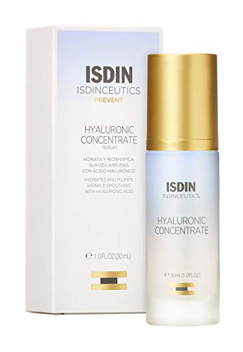 Isdinceutics Hyaluronic Concentrate, Sérum Facial...