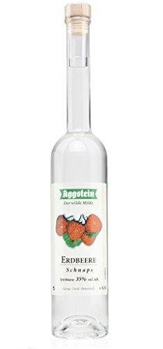 Aggstein Erdbeer Schnaps