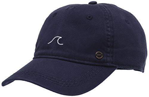 Roxy Women's Next Level Baseball Hat, Mood Indigo, One Size