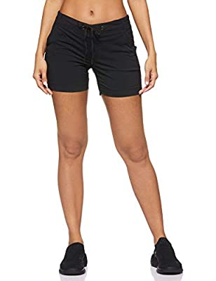 Columbia Women's Anytime Outdoor Short, Black, 10x5