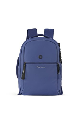 VIP 16 cms Blue Laptop Backpack (LPBPDAP1BLU)