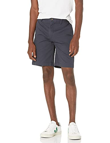 "Amazon Essentials Men's Slim-Fit 9"" Short, Navy, 32"