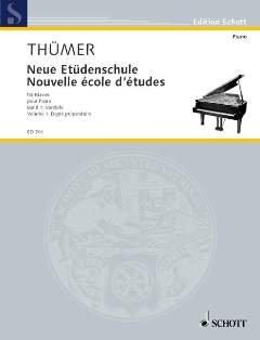 NEUE ETUEDENSCHULE 1 - VORSTUFE - arrangiert für Klavier [Noten / Sheetmusic] Komponist: THUEMER OTTO GUSTAV