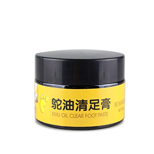 ROMANTIC BEAR 30g Oil Foot Care Massage Cream Anti-Fungal Cream Remove Dead Skin Foot Ointment Cream For Foot Care Deodorant Treatment for Toot Care