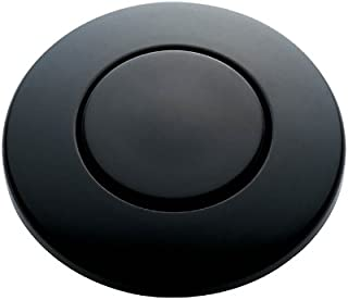 InSinkErator STC-MTBLK SinkTop Switch Push Button, Matte Black